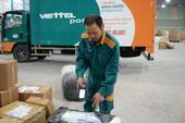 6 tháng, Viettel Post thu 2.000 tỉ từ chuyển phát