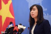 Phản đối Trung Quốc bắn đạn thật ở Hoàng Sa