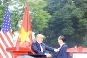 Làm sâu sắc hơn quan hệ đối tác toàn diện Việt-Mỹ