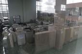 Bắt 1 container hàng điện tử lậu từ Campuchia