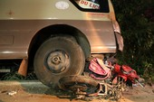Tài xế gây tai nạn khiến 2 đứa trẻ chết thảm trình diện