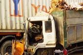 Đôi nam nữ bị xe tải tông tử vong
