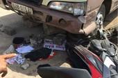 Xe khách gây tai nạn liên hoàn, 3 người thương vong