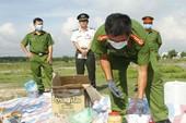 Bình Dương: Tiêu hủy hơn 10 kg ma túy