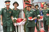 Truy điệu 42 liệt sĩ chiến khu Tam Giác Sắt