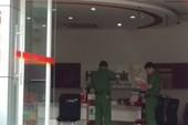 Thông tin mới nhất về vụ cướp Ngân hàng ở Đồng Nai
