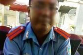TTGT Đồng Nai lên tiếng vụ nhân viên 'làm luật'
