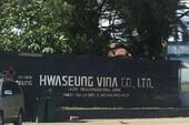 Nổ trong KCN ở Đồng Nai, nhiều công nhân bị thương