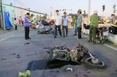Thông tin mới vụ không khởi tố xe khách tông chết 2 trẻ