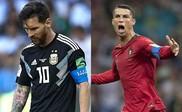 Ronaldo là con quái vật, vậy Messi là gì?