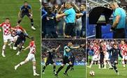 Quyết định thổi penalty cho Pháp thật đáng hổ thẹn
