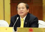 Trình miễn nhiệm chức bộ trưởng TT&TT với ông Trương Minh Tuấn