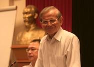 Giáo sư Phan Huy Lê rời xa cõi tạm ở tuổi 84