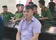 Nguyên thiếu tá công an ra tòa khai 'còn đồng phạm'