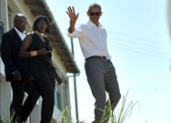 Ông Obama: Chúng ta đang sống trong thời kỳ lạ lùng và bất ổn