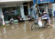 Nước đầu nguồn lên sớm, nhiều nơi ĐBSCL ngập nặng