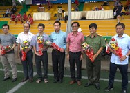 Đồng nghiệp góp hơn 130 triệu đồng giúp con trai PV Hải Đường