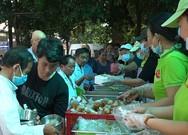 Bếp ăn Thiện Duyên, nơi sưởi ấm những bệnh nhân nghèo