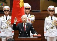 Lễ tuyên thệ của Chủ tịch nước