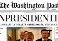 Tin 'ông Trump từ chức' làm náo loạn thủ đô Mỹ