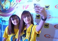 CĐV háo hức tham dự Gala Fair Play 2017