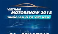 """Triển lãm ô tô Việt Nam 2018: """"Ấn tượng từ sự đa dạng"""""""