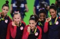 20 khoảnh khắc của cảm xúc Olympic Rio 2016