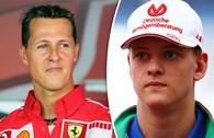 Con trai huyền thoại F1… 'xuống núi'