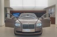 Ảnh chi tiết Rolls Royce Ghost Series II giá 25 tỷ vừa về Việt Nam