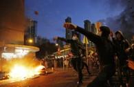 Toàn cảnh hỗn chiến Hong Kong qua ảnh