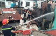 Chùm ảnh: Đang cháy lớn ở trung tâm Sài Gòn
