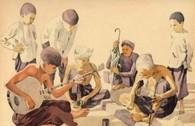 Đời sống Nam Bộ thế kỷ trước qua những bức ký họa