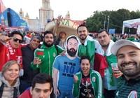 Bị vợ cấm sang Nga xem World Cup và cái kết hài hước
