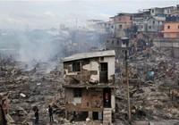 Cháy nghi do nổ nồi áp suất, thiêu rụi 600 căn nhà ở Brazil