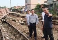 Bộ trưởng GTVT yêu cầu xem xét trách nhiệm tai nạn đường sắt