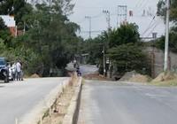 Đổi 105 ha đất lấy 1,9 km đường BT