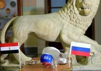 Mèo 'tiên tri' Achilles dự đoán Ai Cập ghi bàn nhưng Nga thắng