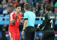 Serbia chính thức kiện trọng tài Đức lên FIFA