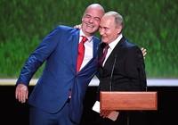 Chủ tịch FIFA: Tôi sẽ học tiếng Nga