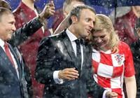 Luka Modric: 'Quả bóng vàng không làm tôi vơi buồn'