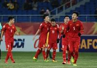 AFC lệnh bốc thăm lại bóng đá nam Asiad