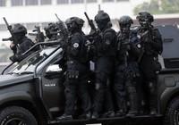 Sốt với lực lượng an ninh Asiad 18