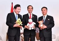 Asiad tiếp tục sứ mệnh hòa bình cho bán đảo Triều Tiên