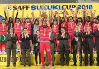 Maldives vô địch Suzuki Cup 2018