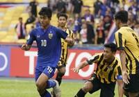 Thái Lan đánh bại chủ nhà Malaysia