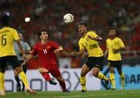 Malaysia giữ bóng áp đảo Việt Nam