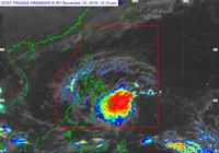 Trận Philippines - Thái Lan hoãn vì bão Samuel?