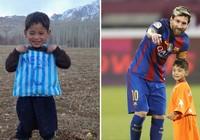 Họa ập đến fan nhí của Messi