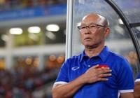 Báo Thái Lan bình luận: HLV Park Hang-seo đang… lo