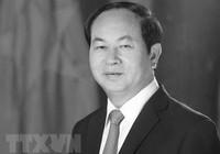 Chủ tịch Trung Quốc gửi lời chia buồn tới nhân dân Việt Nam